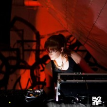 Erika live @ No Way Back at The Bunker / BEMF