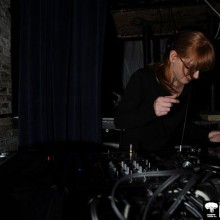 Erika @ No Way Back @ Bunker (2010)